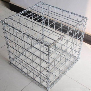 CE Galvanized Wire Welded Gabion Cage