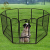 30'' Indoor Metal Wire Pet Exercise Cage Dog Playpen