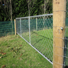 New Zealand Used Chain Link Gates