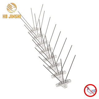 30cm Plastic Bird Control Deterrent Spikes for fly control