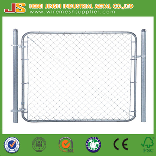 Fence Walk Through Gate Adjust Through Gate Chain Link Walk Through Gate Chain-Fence-Walk-Through-Adjust-Gate