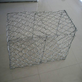 Hexagonal Woven Gabion / Double Twist Gabion Box