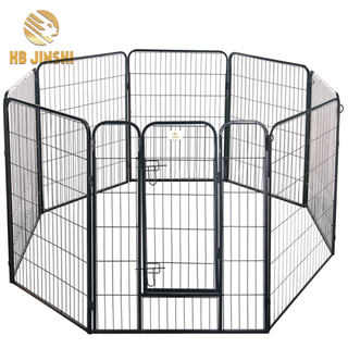 32'' Indoor Metal Welded Wire Dog Playpen